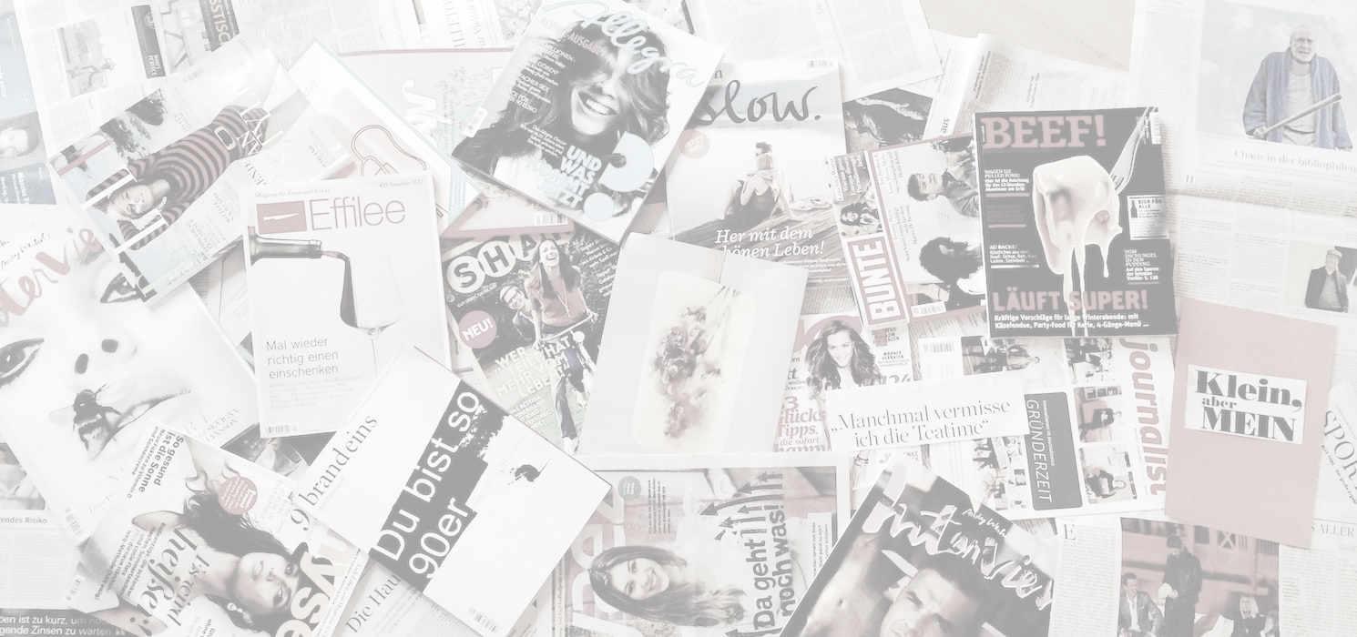 Kira Brück Magazine und Publikationen